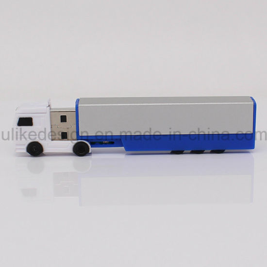 Plastic Truck USB Flash Drive (UL-P023-02) pictures & photos