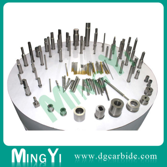 Customized Button Die and Bushing with Flat Parts pictures & photos