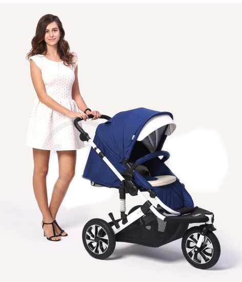 New Design High Landscape Luxury Baby Jogger With European Standard pictures & photos