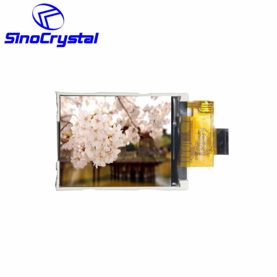 2.0 Inch IPS TFT LCD MCU Interface Graphic LCD Display/Module/Screen