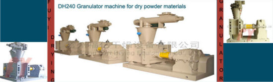High Capacity Long Live Double Roll Extrusion Fertilizer Granulator with Reliable Quality pictures & photos