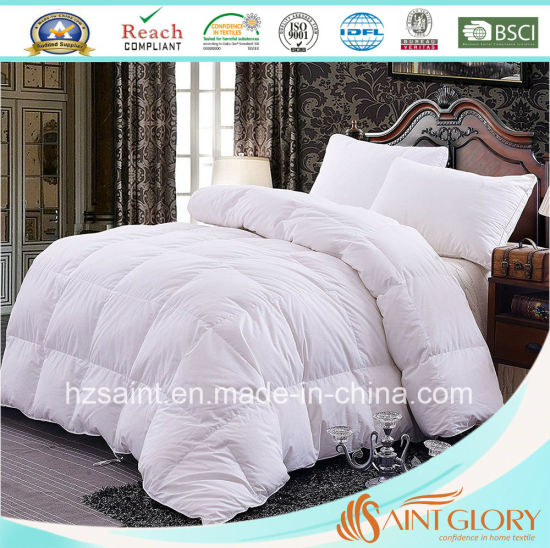 b1e80c9541 China Super Light Down Quilt White Goose Feather and Down Blanket ...