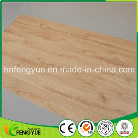 China Good Price Eco Friendly PVC Vinyl Flooring With Dibt - Are vinyl floors good