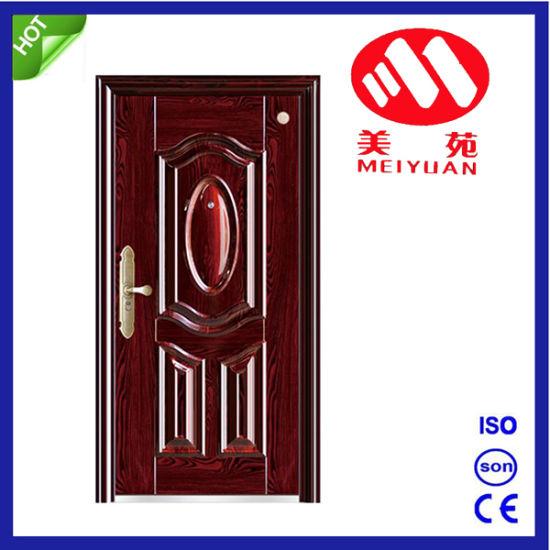 2017 New Model Steel Door Fireproof Entry Door