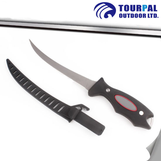 2.5 in Narrow Blade 3cr14 Stainless Steel Fishing Fillet Knife