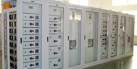 Mns Low Voltage Extractive Switchgear