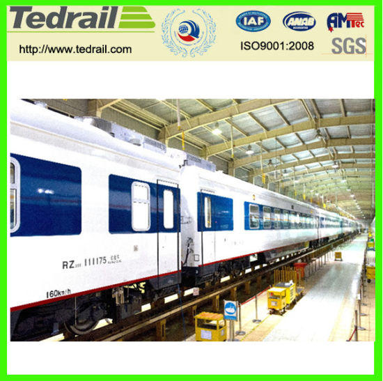 Railway Passenger Coach Best Quality