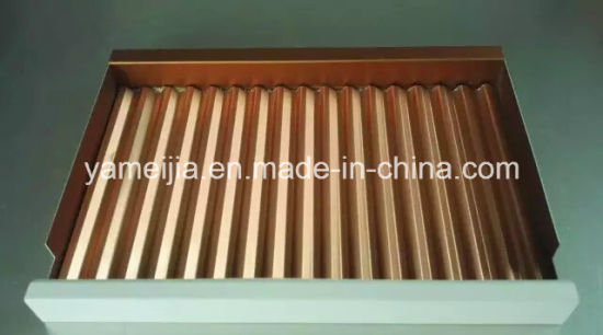 Corrugated Aluminum Panels for Wall Facades pictures & photos