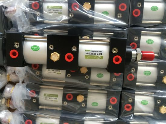 Sc Series Standard Pneumatic Air Cylinder pictures & photos