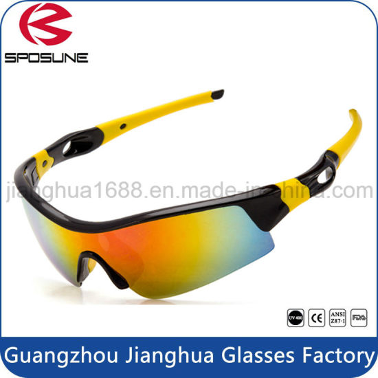 5f44a720113 Highly Flexible Personalized Tropic Winds Polarized Cycling Sunglasses  Interchangeable Lens Outdoor Sport Sun Glasses pictures