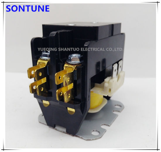 Sontune Sta-N 2p Air Conditioning Contactor pictures & photos