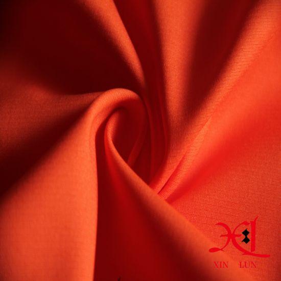 Nylon Spandex Cotton Fabric Combed Cotton for Shirt