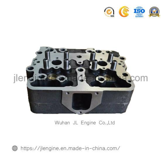 3021692 3418678 Nt855 14L Excavator Truck Engine Parts Cylinder Head
