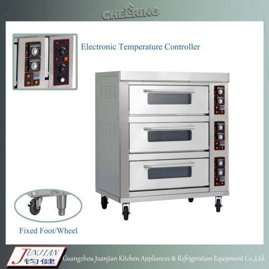 Single-Layer Two -Tray Electric Oven pictures & photos