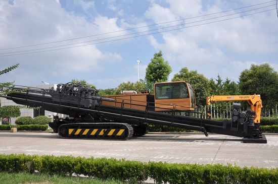 GD 350T horizontal directional drilling machine for underground  drilling/pipe laying