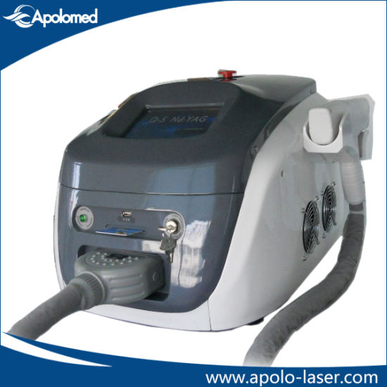 1064nm Q Switched ND: YAG Tattoo Removal Machine for Sale (HS-220E) pictures & photos
