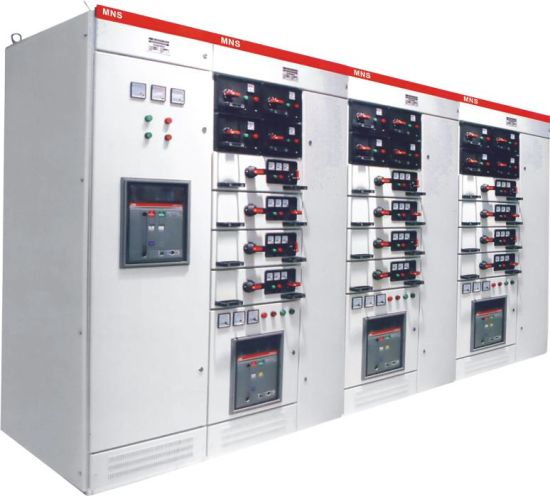 Mns Low Voltage Withdrawable Type Switchgear for Fixed Equipment