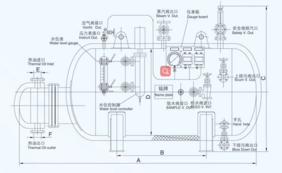 generator oil diagram china rzq thermal oil steam generator china steam generator  china rzq thermal oil steam generator