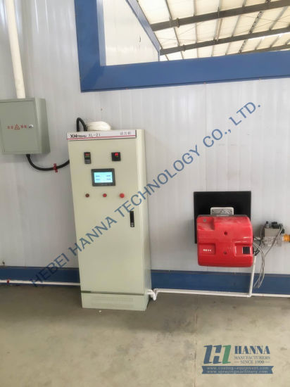 Heat Exchanger for Powder Coating Drying and Curing Ovens pictures & photos