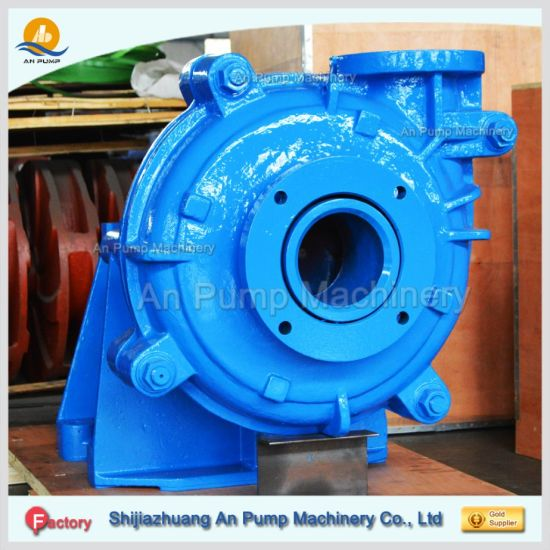Heavy Duty Standard High Pressure Am Slurry Pump pictures & photos