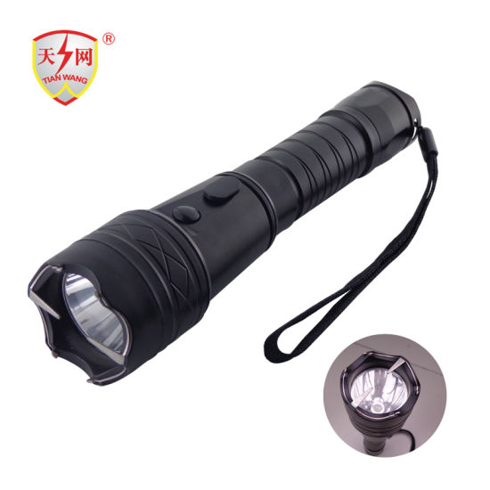 High Voltage Self Defense with LED Flashlight Stun Guns pictures & photos