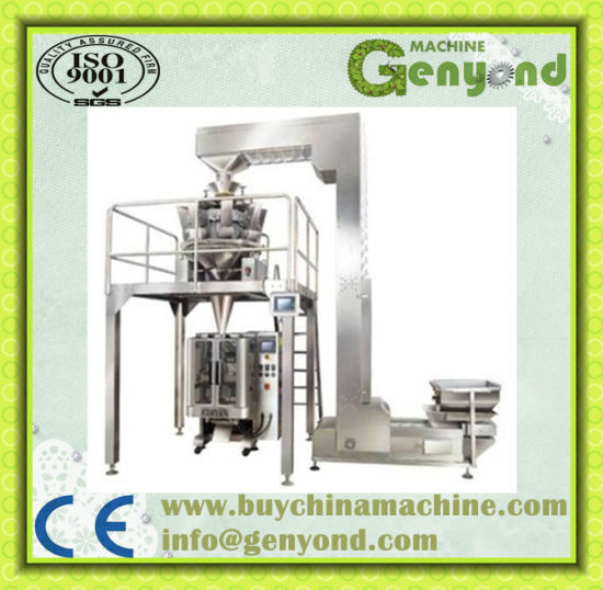 Multi Heads Vertical Food Weighing Packaging Machine pictures & photos