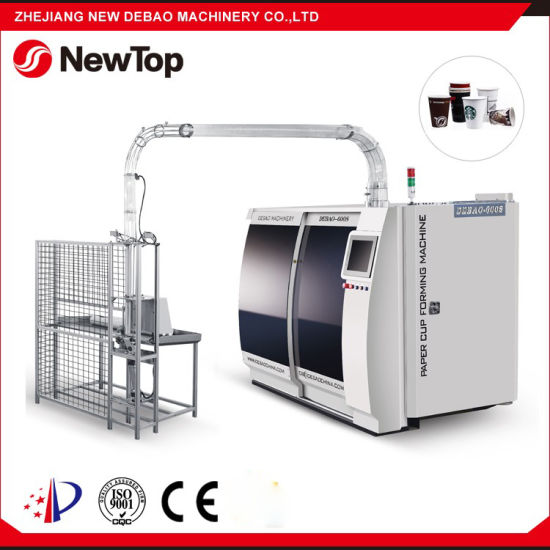 Full Line Paper Cup Machine of PMC
