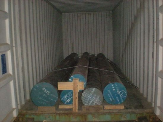 Hot Forged Alloy Steel Round Bars with Different Specification (4Cr5MoSiV1) pictures & photos