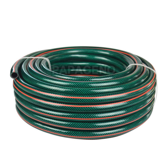 "1/2"" 30m PVC Garden Hose with Fittings pictures & photos"