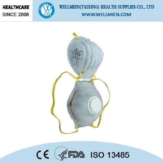 High Quality En149 Ffp1 Protective Dust Mask pictures & photos