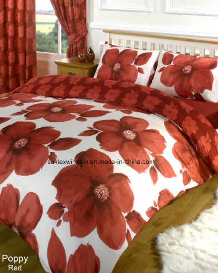 100% Polyester Bedding Bumper Sets pictures & photos