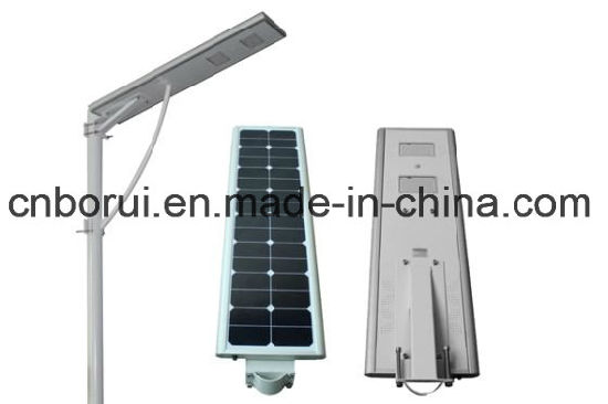 Integrated All in One Solar LED Street Lighting