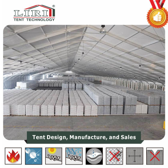 5000sqm Big Heat Insulation Warehouse Tent for Sale