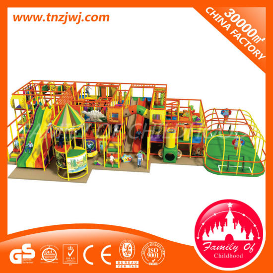 New Design Indoor Playground Naughty Castle pictures & photos