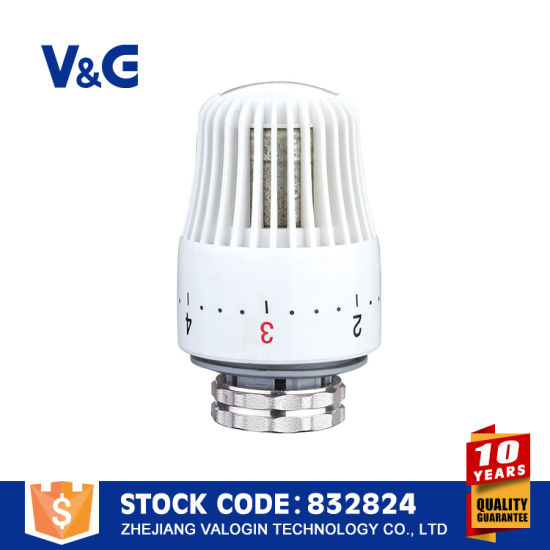 Brass Handle Temperature Selector Valve (VG-K13291) pictures & photos