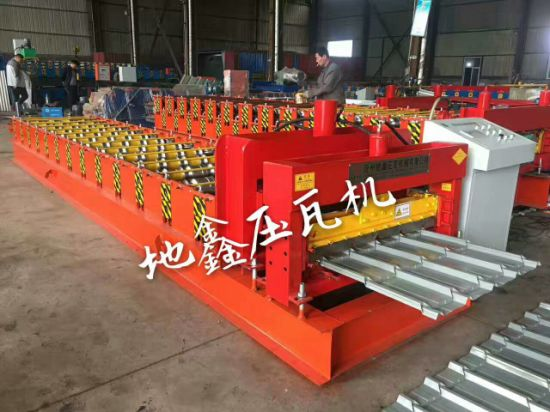 Dx 1000 Roof Panel Roll Forming Machine with Competitive Price pictures & photos