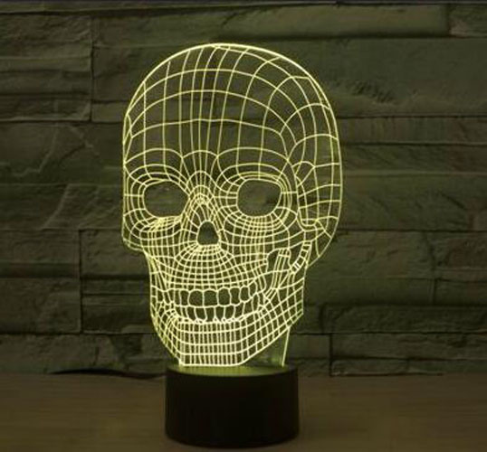 The Design of Novel Mask Light Lamp pictures & photos