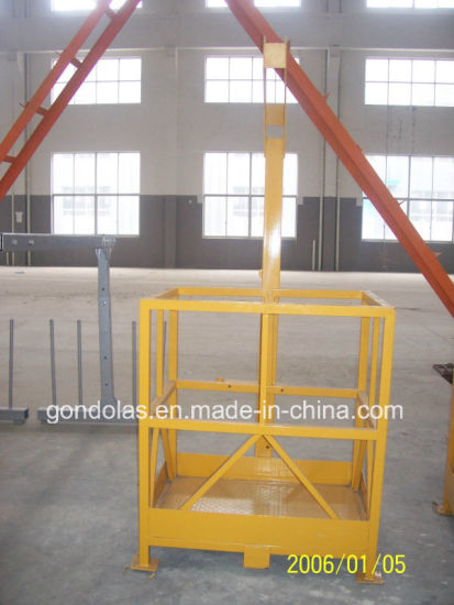 Single Type Suspended Platform (KETONG Cradle) (ZLP100) pictures & photos