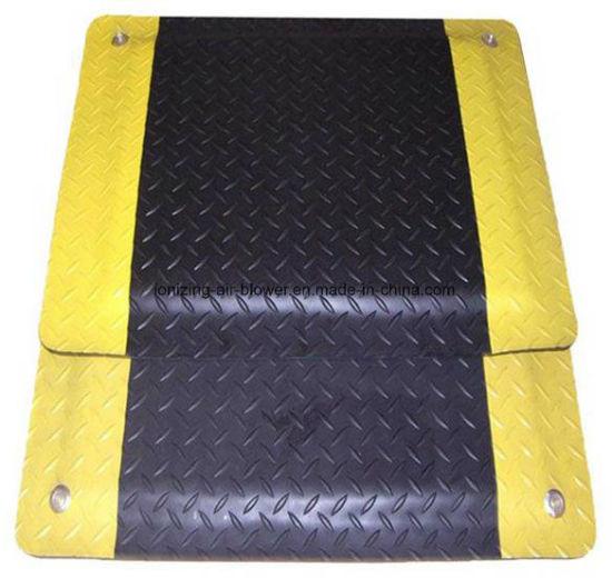 3 Layer Anti-Fatigue Anti-Static ESD Floor Rubber Mat