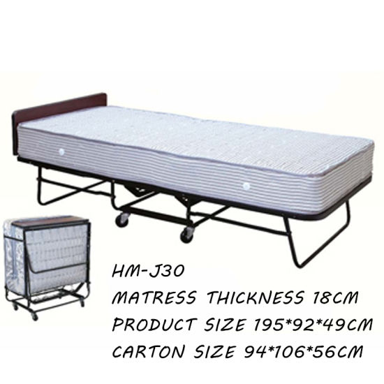 Extra Bed/Hotel Extra Bed/Folding Extra Bed/Hotel Extra Bed Folding Bed/Folding  Sofa Bed/Sofa Cum Bed/Metal Hotel Hm J30