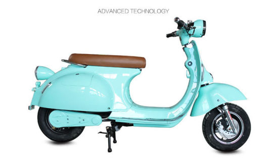 Fashion 2018 Vespa Electric Scooter 2000W Strong Power Good Quality