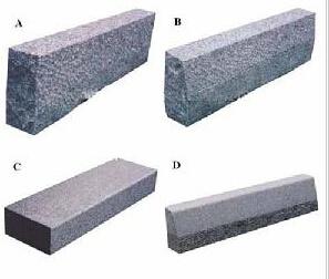 Kerbstone, Grey Kerbstone, Granite Kerbstone, Stone Tile, Paving Stone