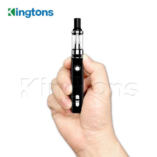 Best Selling Vape E Cigarette UK Kingtons 070 E Liquid Vape Kit