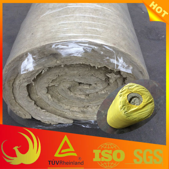 Wool Rock Insulation Material Fireproof Blanket for Pipe pictures & photos