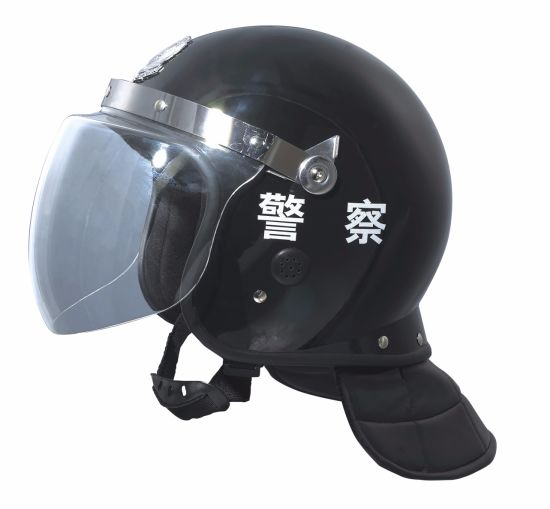 Senken ABS Material High Quality Anti-Riot Helmet pictures & photos