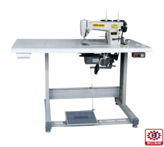 Hj-Z652 Shoe Making Machine Shoe Sewing Machine Zigzag Sewing Machine
