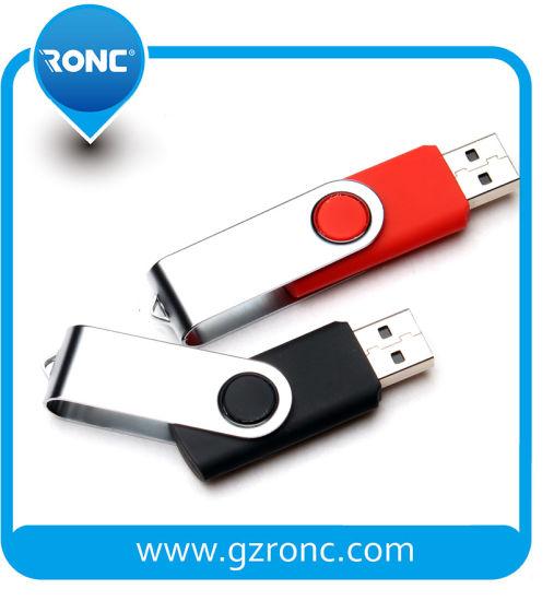 Swivel USB Flash Drive 8GB