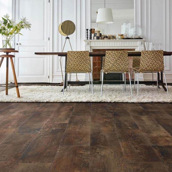 China Vinyl Flooring Spc, Vinyl Floor Mats For Dining Room