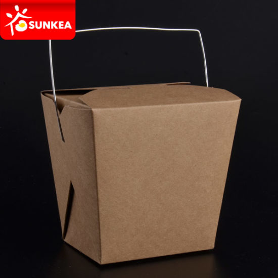 Paper Chinese Take out Food Boxes Wholesale