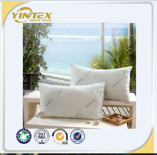 Memory Foam Hypoallergenic Pillow, The Original Best Bamboo Pillow pictures & photos